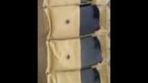 molot Vepr mags  stowed in Rhodesian Chest rig
