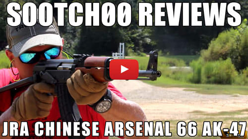 Sootch00 reviews Arsenal 66 AK video