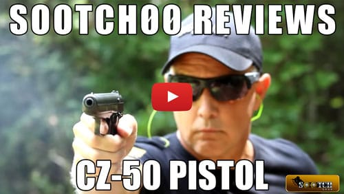 Sootch00 reviews the CZ-50 video