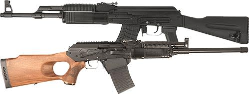 Vepr Rifles And Shotguns