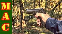Military Arms Channel Video On Beretta 92s Pistol