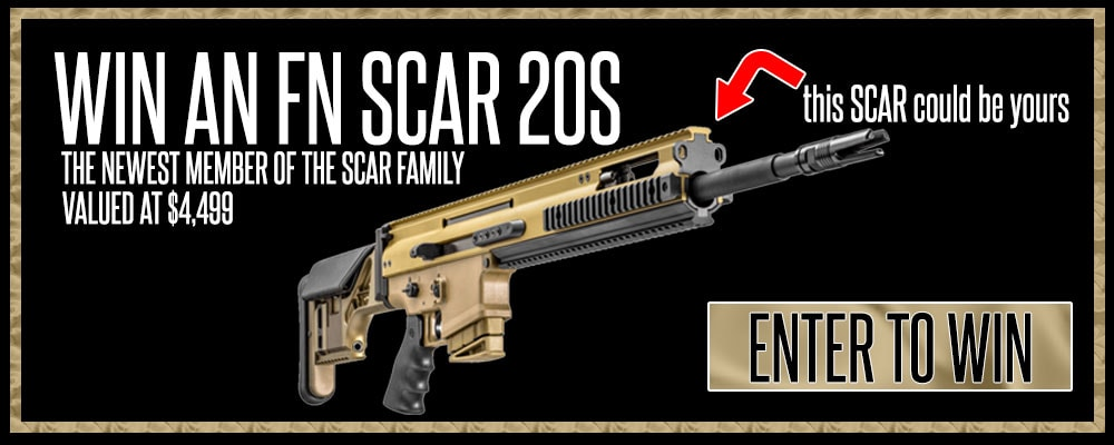 New contest: Win An FN SCAR 20