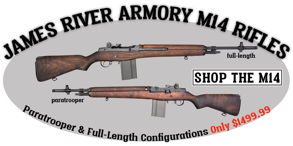 Shop JRA M14 rifles