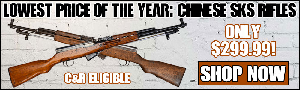 Shop The Chinese SKS Rifle