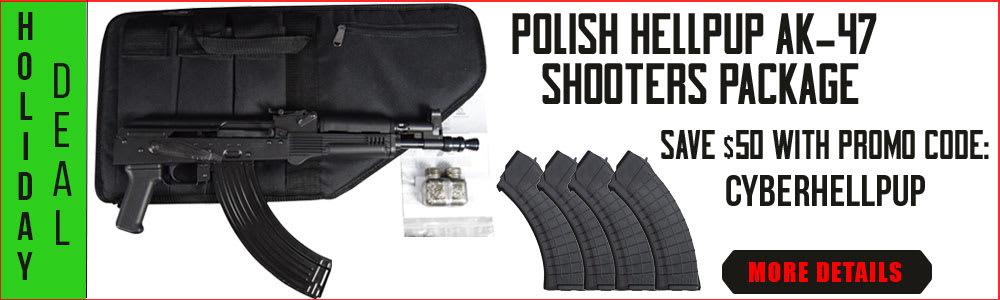 Hellpup AK Pistol Promo Code