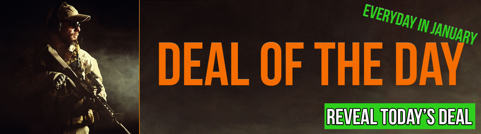 Check out today's daily deal