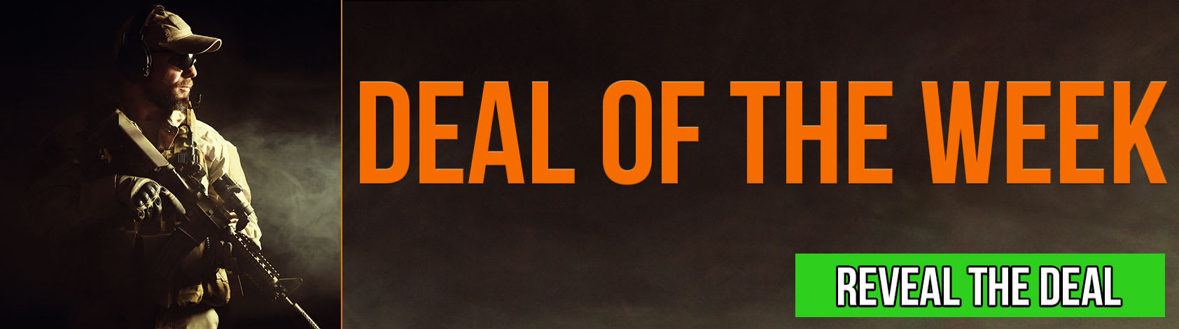 Check out the deal of the week