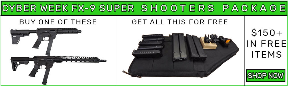 FX-9 Super Shooters Packages