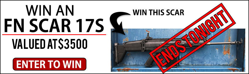 SCAR 17s contest ends tonight