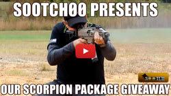 Video: Sootch00 announces Scorpion contest