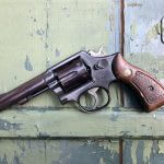 The Smith and Wesson Model 10-6 and 10-8