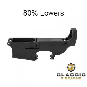 80 Percent Lowers - Are They Legal? How Do They Work?