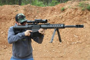 Featured Caliber: .50 BMG