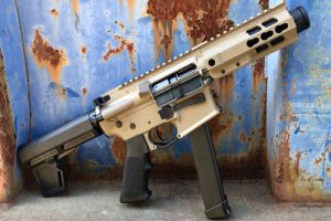 What Is An AR-15 Pistol?