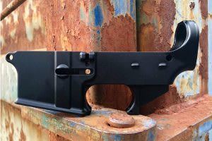 What is an 80% AR-15 Lower?