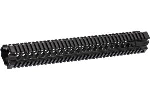 What Is An AR-15 Free Float Handguard?
